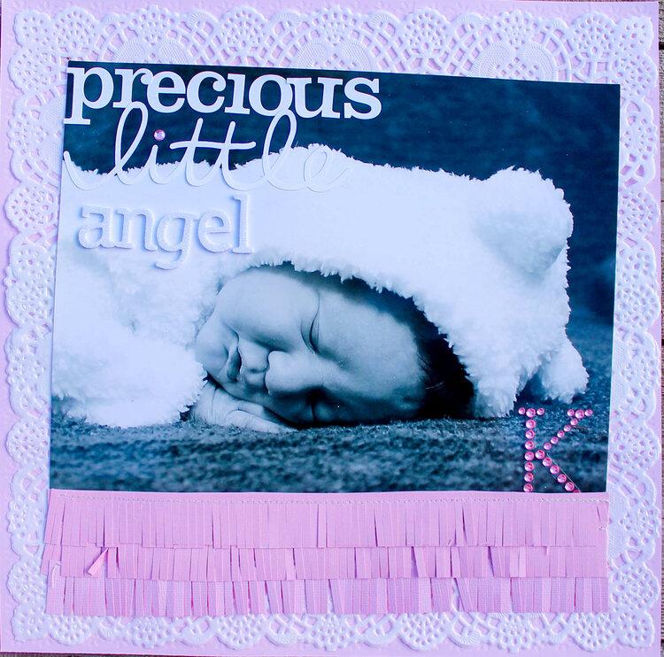 Precious Little Angel