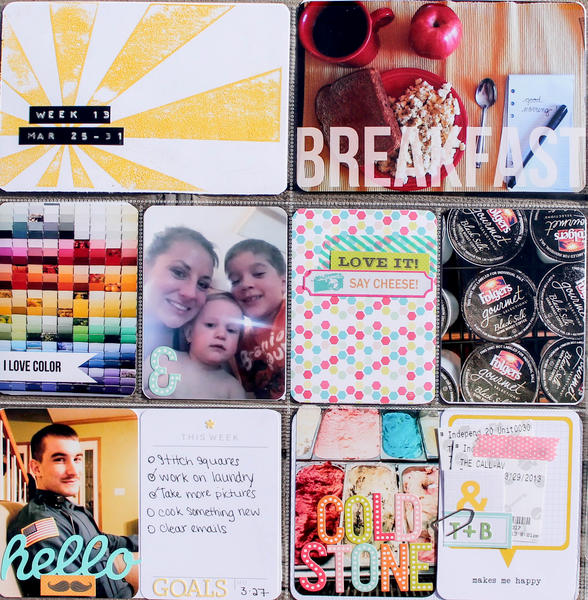Project Life 2013: Week 13