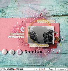 Berllin - A Flair for Buttons