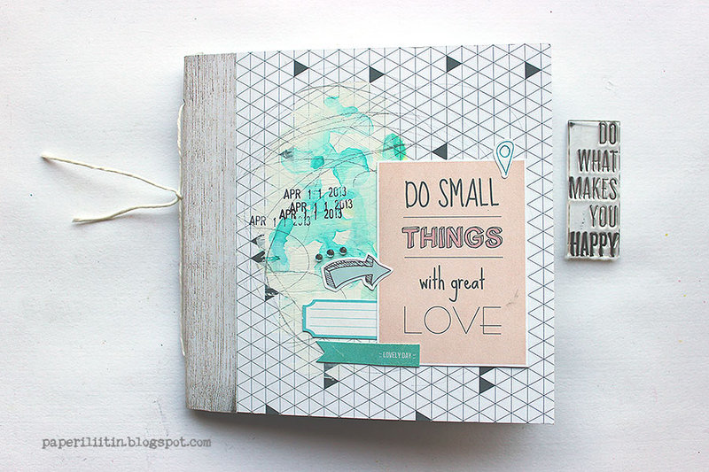Do small things with great love minialbum