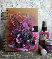 Spread your wings of art journal