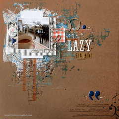 Lazy Eazy - GDT CSI / Scrap FX