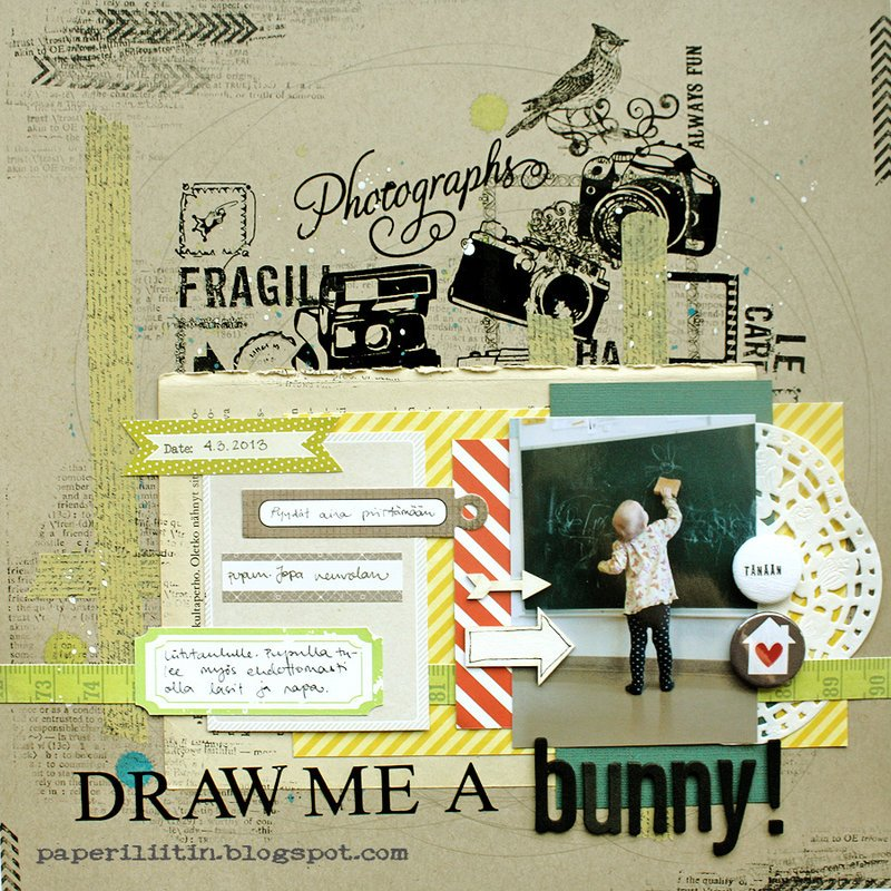 Draw me a bunny!