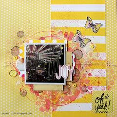 Joy - Craft Stamper