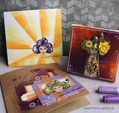 Cards for Craft Stamper