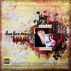 Live Love Music - Scrap FX