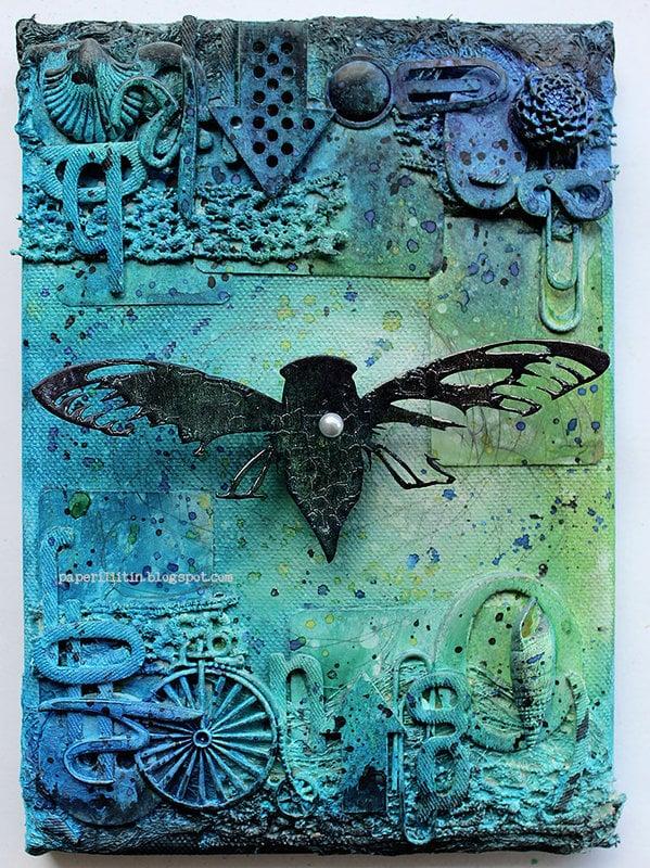 Cicada Canvas