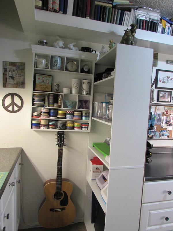 My Organized and Creative Craft room