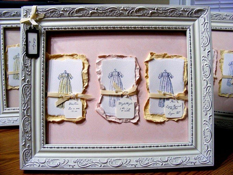 Altered Baby Frame