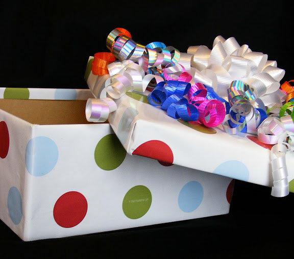 Birthday Present Box