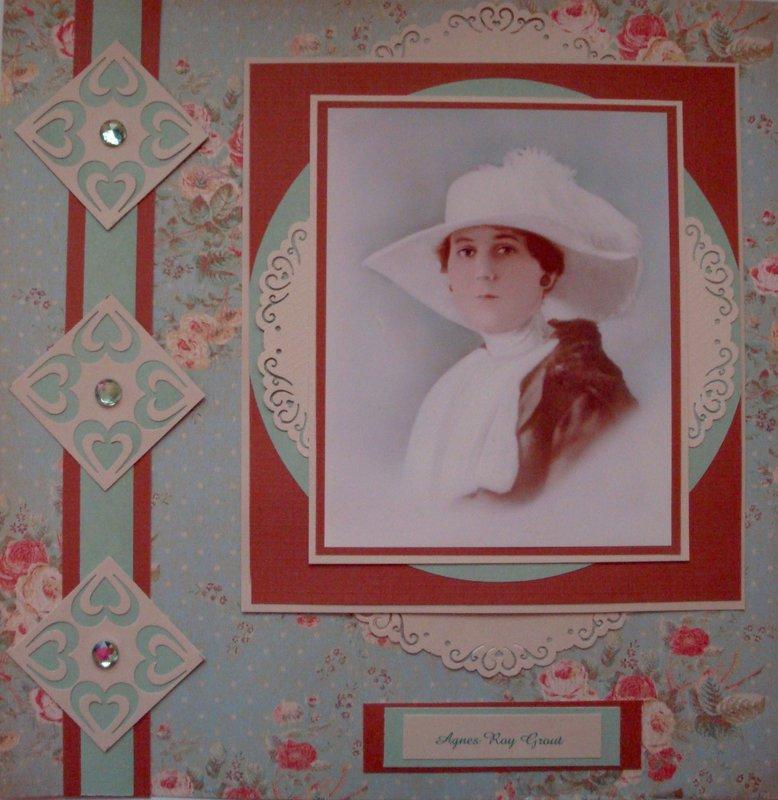 Agnes Roy Grout
