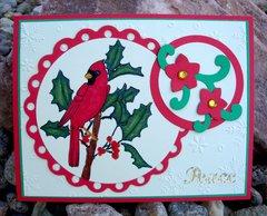 Peace Cardinal