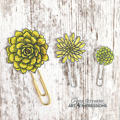 Decorated Paper clips