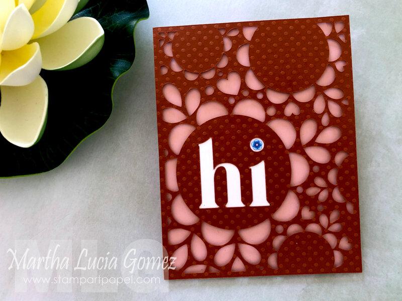 Floral Sampler Card