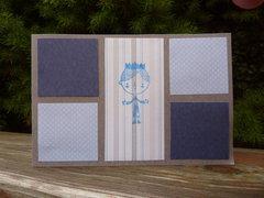 HB - October Card Sketch Challenge  #2