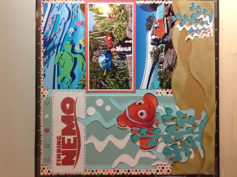 Nemo under the Sea