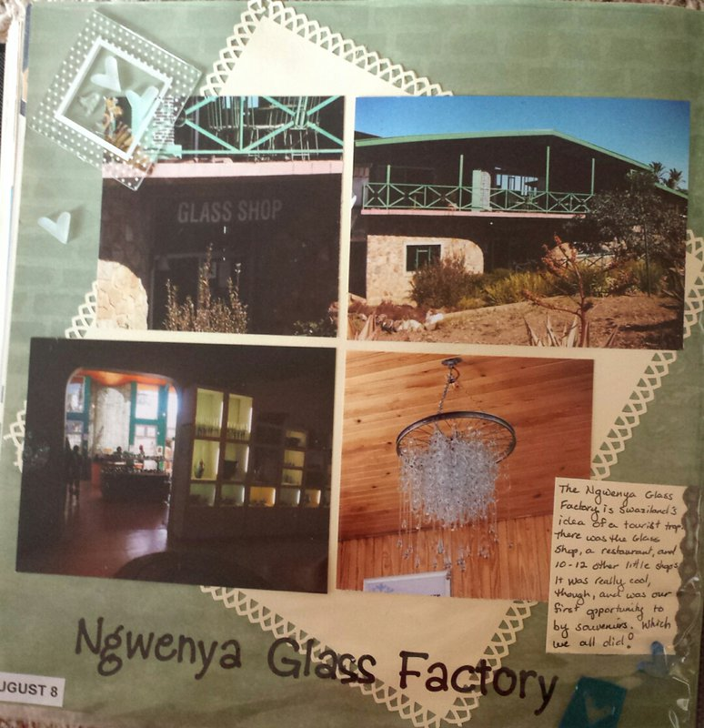 Ngwenya Glass Factory