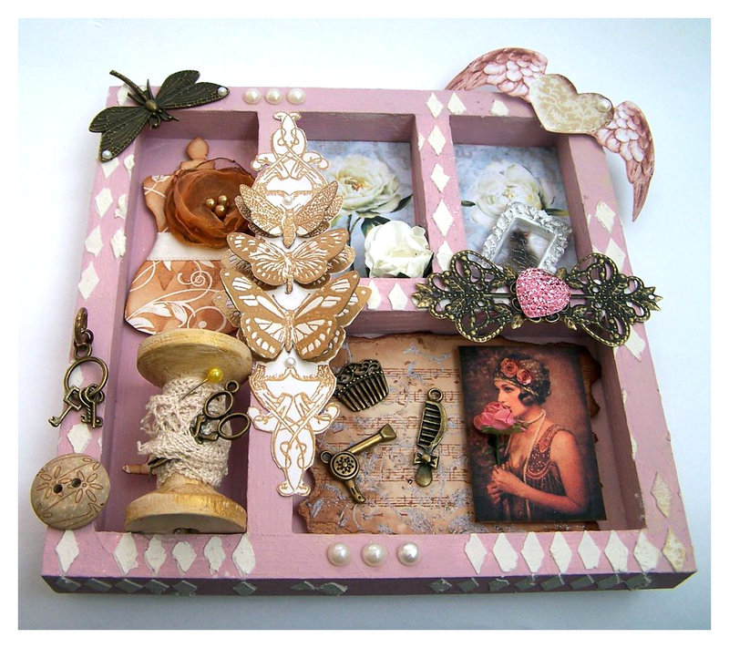Mini Shadow Box