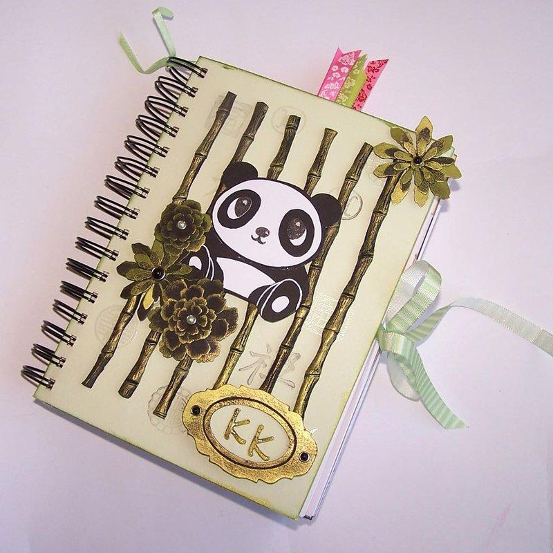 Panda Bear - Note Book