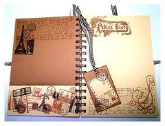 Note Book - Tango in Paris