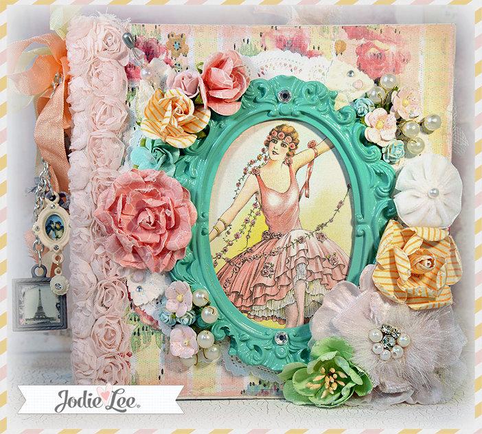 Divine Mini Album by Jodie Lee for Prima