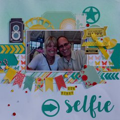 Our First Selfie