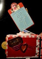 mini scrap book cont.....
