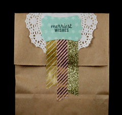 Holiday Ornament Gift Packaging