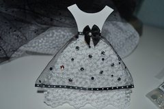 Wedding Dress Favor Box
