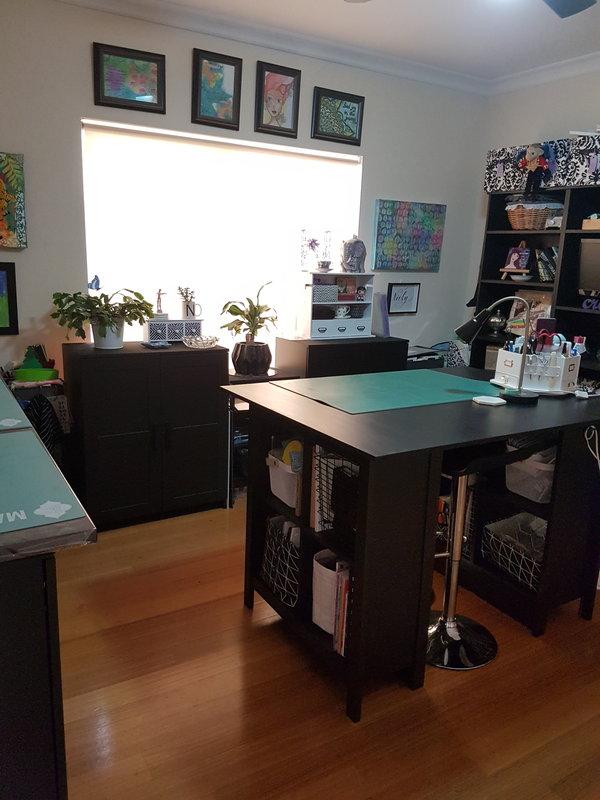 Nicky's Studio - Before