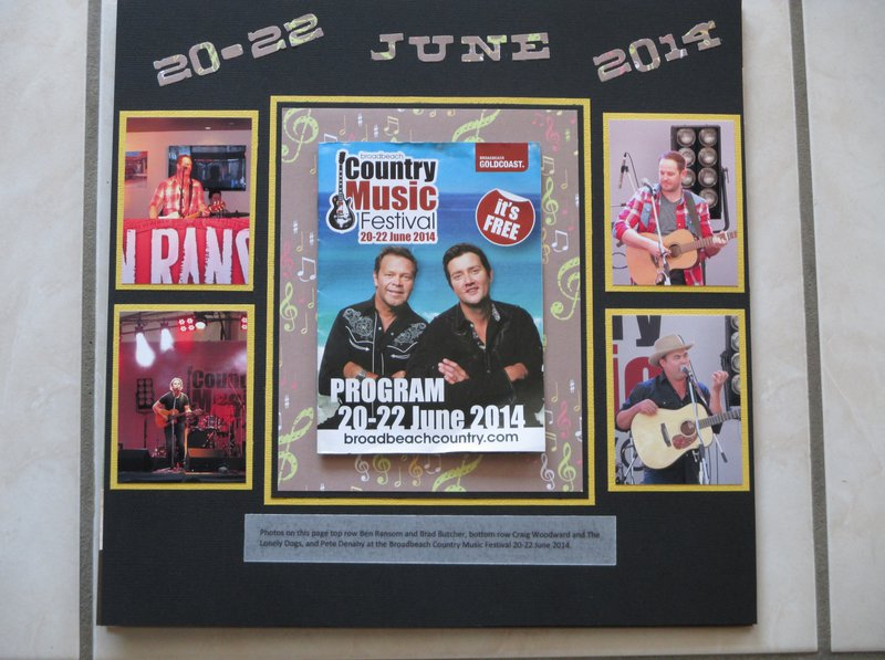 Broadbeach Country Music Festival 2014