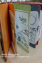 Art Play Mini Journal