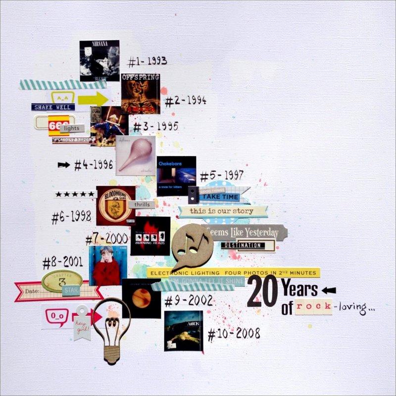 20 years of rock-loving