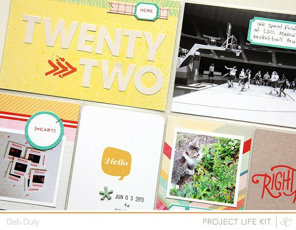 project life week 22   studio calico kits