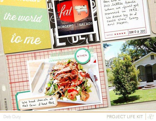 project life week 22 | studio calico kits