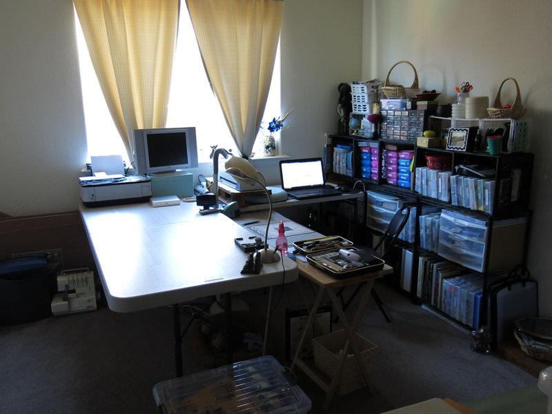 My new craft room