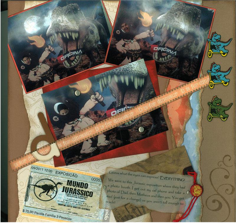 Jurassic Exposition