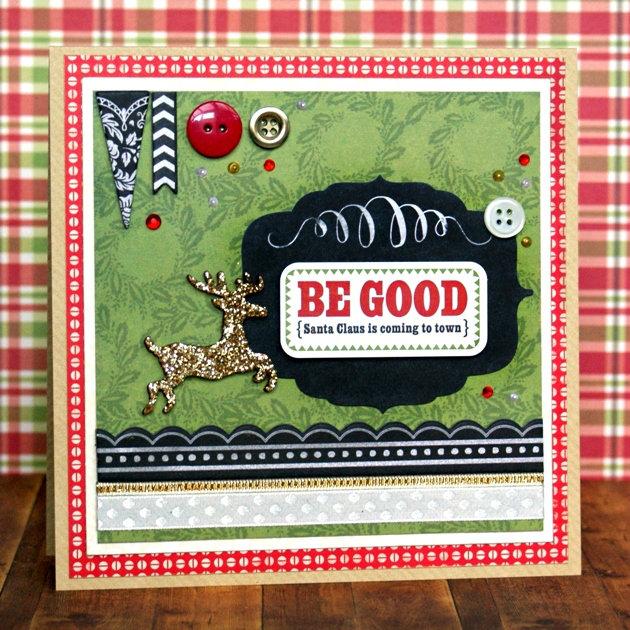 Be Good (Christmas Card)