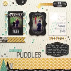 Muddy Puddles *My Mind's Eye*