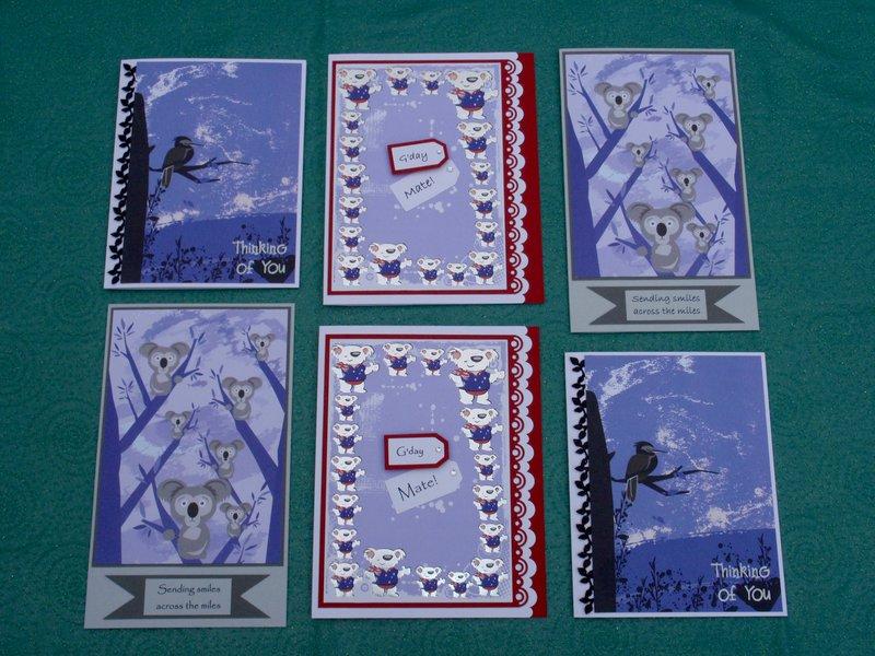 Aussie Greeting Cards