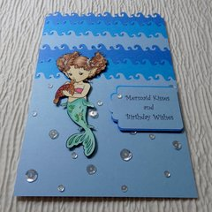 Mermaid Kisses and Birthday Wishes