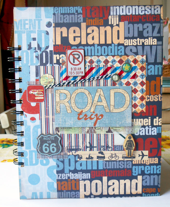 Travel Book