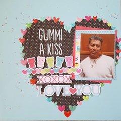 Gummi a Kiss