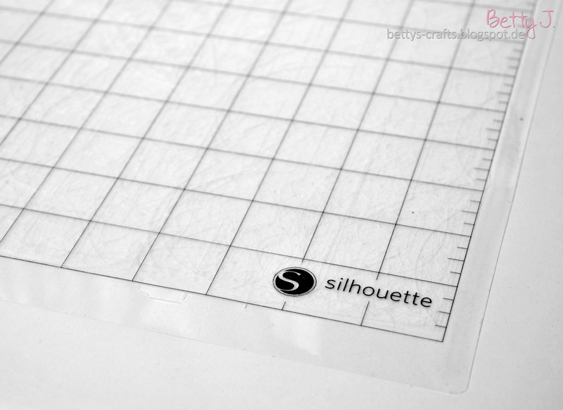 Restick your Silhouette Mat