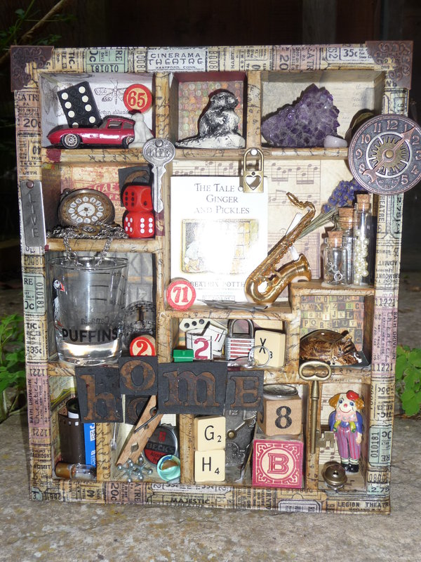 Tim Holtz box