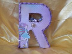 Altered Letter R