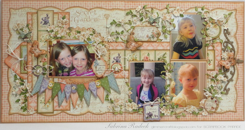 My Five Beautiful Grand-Daughters