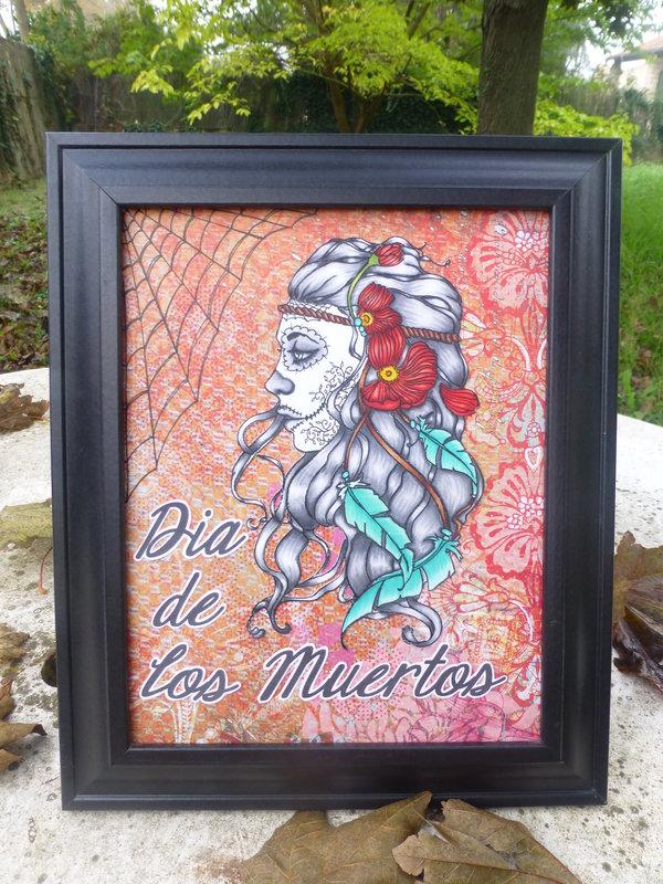 Dia de los Muertos Prima Marketing project