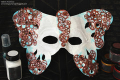 Butterfly effect mask