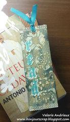 Ken Olivier and Tattered Angels bookmark